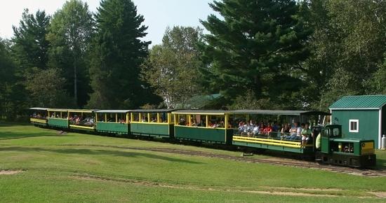 Train Tours In Upper Michigan
