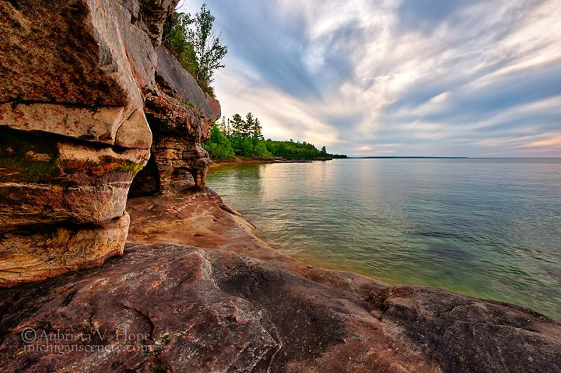 Pictured Rocks National Lakeshore Up Travel