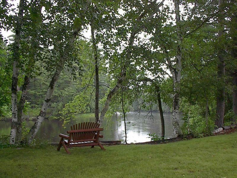 Your Menominee River Backyard