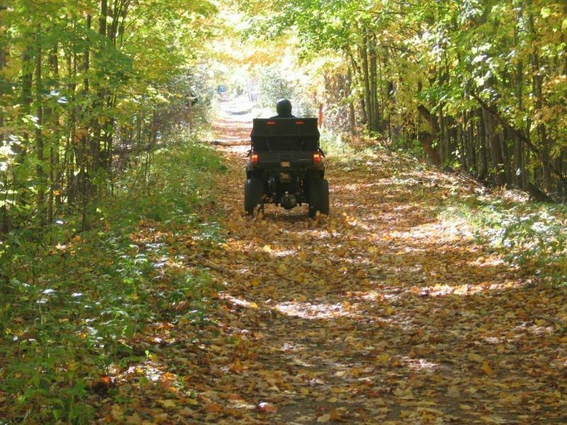 Image result for ATV Trails Iron County Michigan