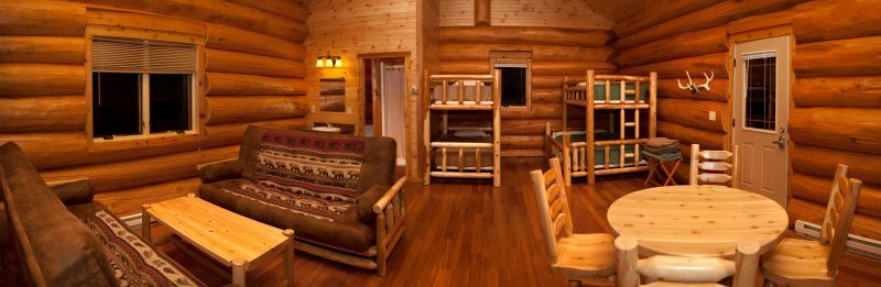 Aqua A Log Cabin Resort On The Lake Up Travel