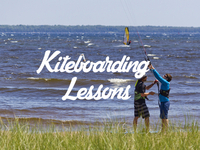 Kiteboarding Lessons in Escanaba, MI