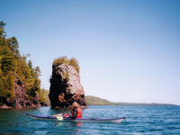 Photo courtesy of Keweenaw Adventure Company