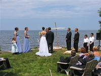 We offer the perfect location for a memorable beach wedding