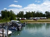 Drummond Island Yacht Haven's H&H Campground
