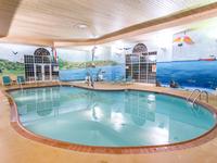 Pool Area open 7am - Midnight