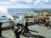Fort Mackinac, Mackinac Island, Michigan