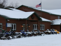 Snowmobile Destination