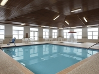 Indoor Pool with Kid Play Area