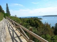 Ponitac Trail, Mackinac Island State Park