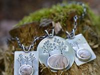 Wonderland Pendants featuring Lake Superior Agates