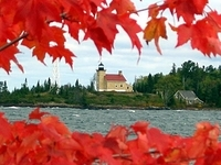Copper Harbor Lighthouse courtesy of Paul Fifer