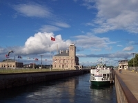 Experience the World Famous Soo Locks
