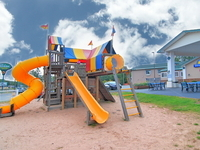 """Fort Days"" Children's Playground"