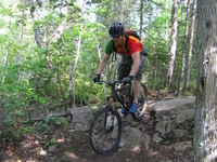 Copper Harbor's IMBA designated Epic Trail