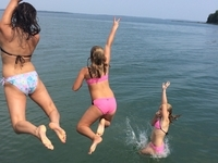 Family Fun at Drummond Island Yacht Haven