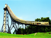 Copper Peak Ski Jump - Ironwood Michigan