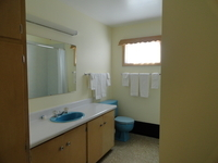 Bathroom in Vacation Apartment