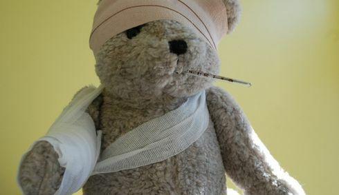 Teddy Bear & Doll Health Clinic