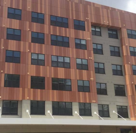 Columbia Park Apartments: Wojan Window & Door Corporation