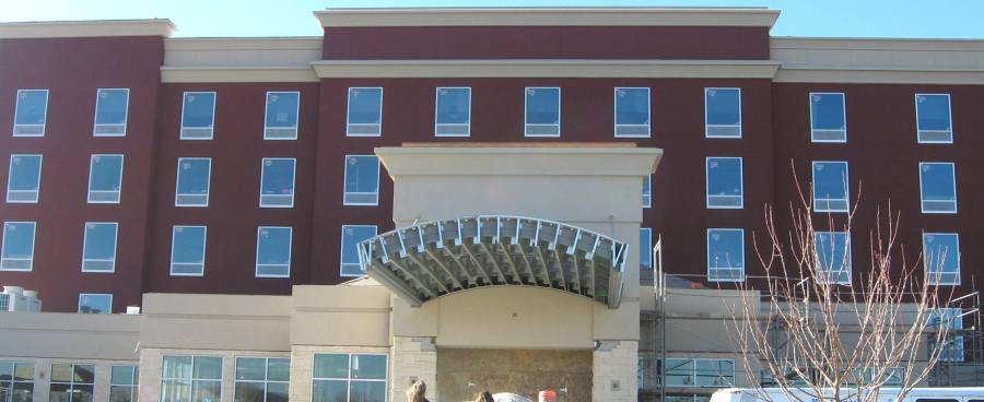 Hilton hotels wojan window door corporation for Hilton garden inn greenwood indiana