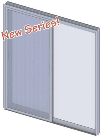 2125/2140 Series Sliding Glass Doors