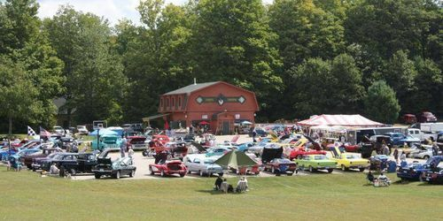 Hoxeyville Car Show
