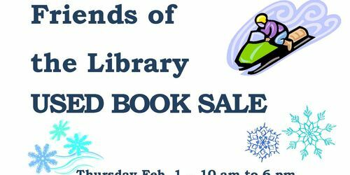 Friends Of The Wexford Cadillac Public Library Used Book Sale - Cadillac wexford