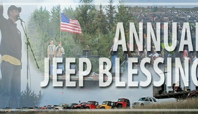 17th Annual Jeep Blessing
