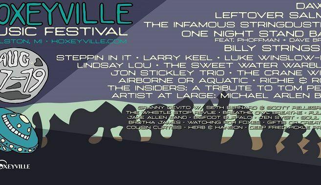 Hoxeyville Music Festival 2018