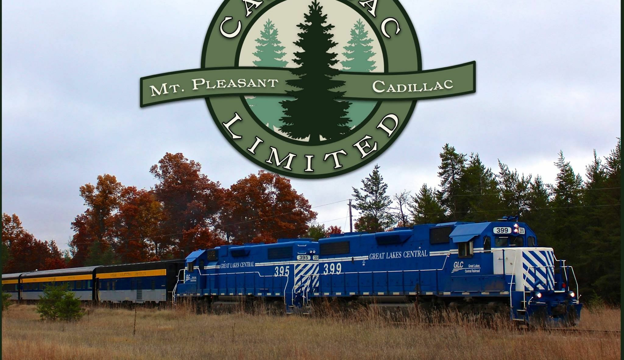 Cadillac Limited Fall Color Train Excursion