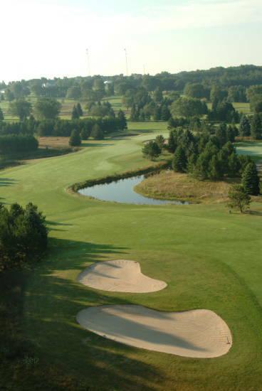 Evergreen Golf Course - Cadillac