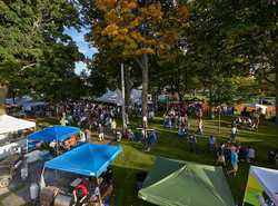 Cadillac's Craft Beer Festival, Last weekend of September