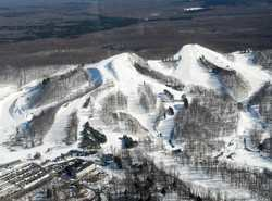 Caberfae Ski slopes