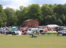Host of Annual Hoxeyville Classic Car Show