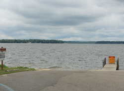 Lake Mitchell Boat Launch