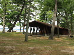Mitchell State Park Pavilion