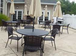 Club House Patio