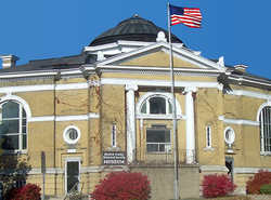 Carnegie Library hosts the Wexford County Historical Museum and Society.  Open during the summer months.