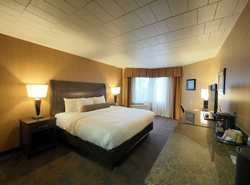 Our renovated King room