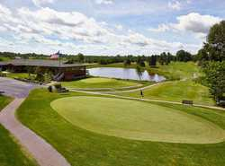 18 holes, on the corner of M-55 and M-66, just 15 minutes from downtown Cadillac.  www.missaukeegolfclub.com