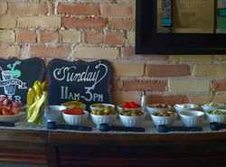 Sunday Funday at CLBC! Build Your Own Bloody May Bar!