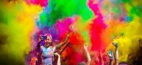1st Annual Mackinaw City Magical Color Fun Run