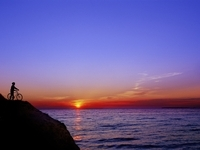 Sunset in the Western Upper Peninsula