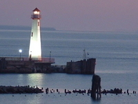 Chief Wawatam Lighthouse