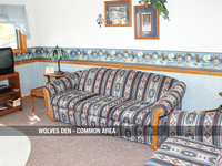Wolves Den - Common Area
