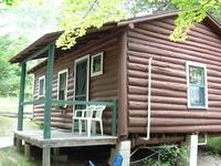 Cabin No. 1, 2-Bedroom