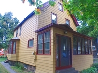 Miners Cottage front
