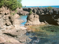 Black Rocks Presque Isle
