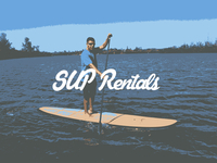 Stand Up Paddleboard Rentals in Escanaba, MI